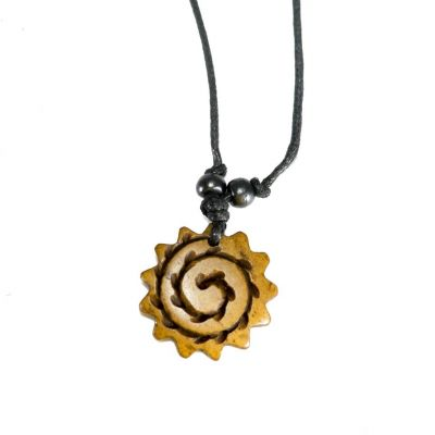 Pendant Corrugated spiral - simple