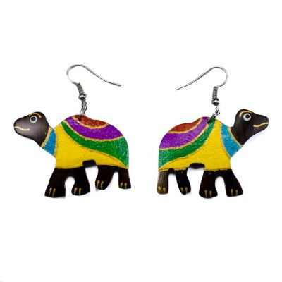 Earrings Dromedaries