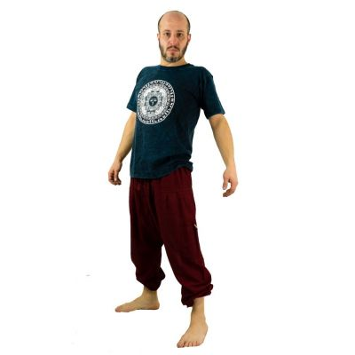 Men's trousers with low crotch Jatan Anggur