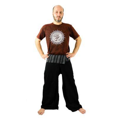 Wrap trousers - Fisherman's Trousers - black | UNISIZE