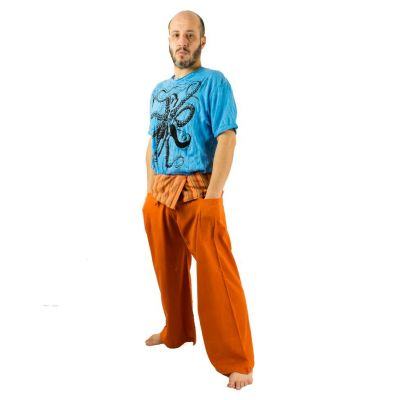 Fisherman's Trousers - orange