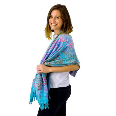 Tie-dyed sarong Maharani