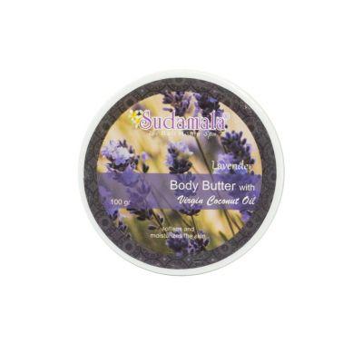 Body Butter Sudamala Lavender
