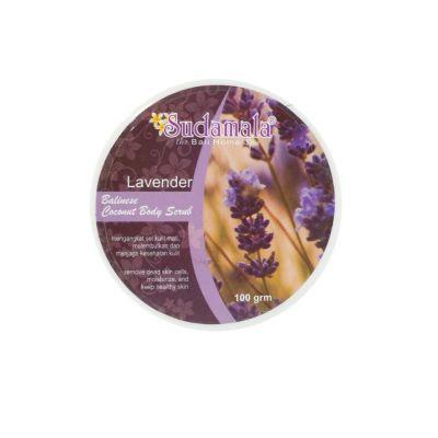 Body Scrub Sudamala Lavender