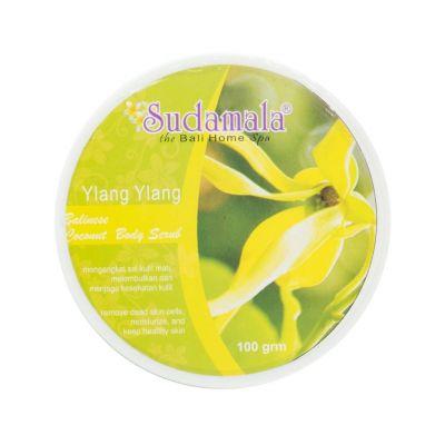 Body Scrub Sudamala Ylang Ylang
