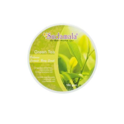 Body Scrub Sudamala Green Tea