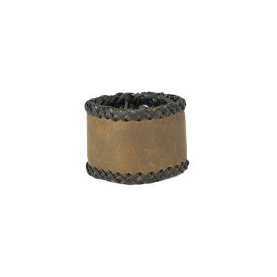 Bracelet Menjahit Brown