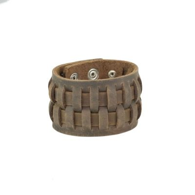 Bracelet Tawar Hati Brown