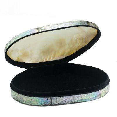 Jewellery shell box - large