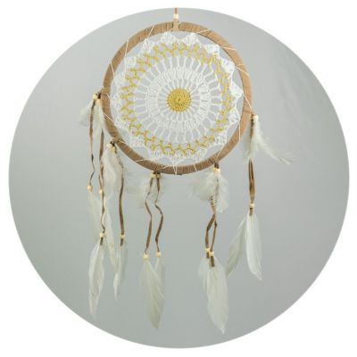 Dream catcher King of the prairie