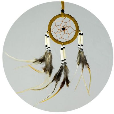 Little dream catcher - brown