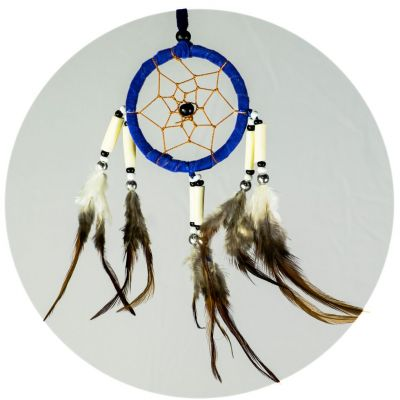 Little dream catcher - blue