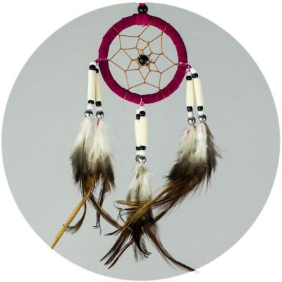 Little dream catcher - pink