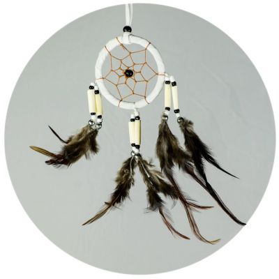 Little dream catcher - grey