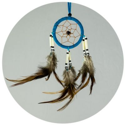 Little dream catcher - turquoise