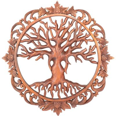 Wall sculpture The Tree of Life 2