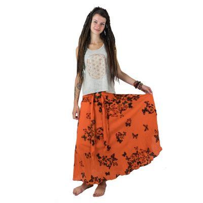 Skirt Kelapa Orange