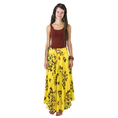Skirt Kelapa Yellow