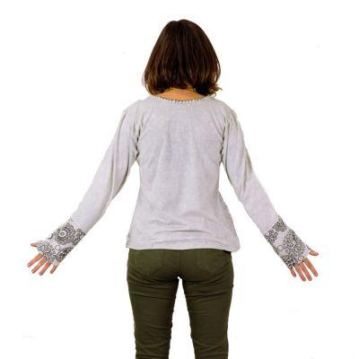 Top / blouse Ketana Kelabu