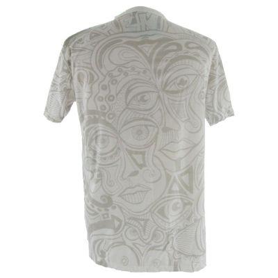 Mirror T-shirt - Cubism