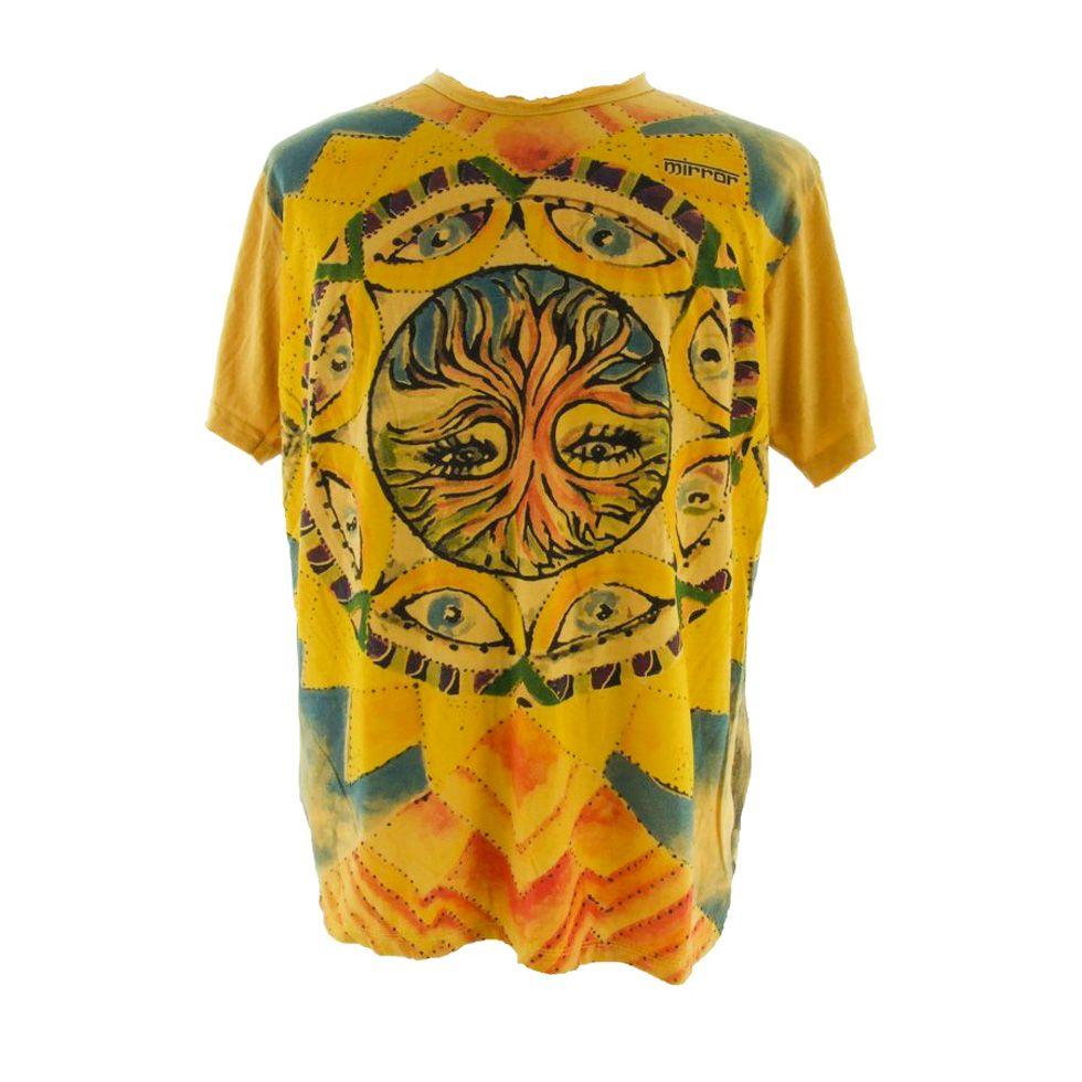 Mirror T-shirt - Eye Circle