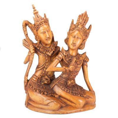 Statue Rama and Sita