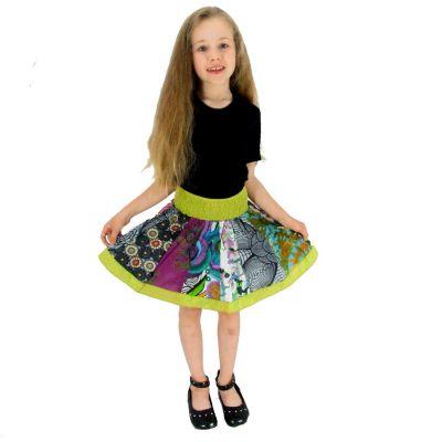 Skirt Karishma Green