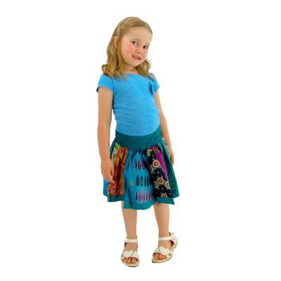 Children's skirt Karishma Turquoise