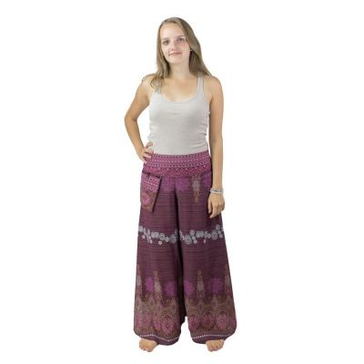 Trousers Benyapa Rose