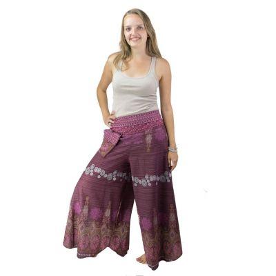 Trousers Benyapa Rose