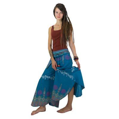 Trousers Benyapa Turquoise
