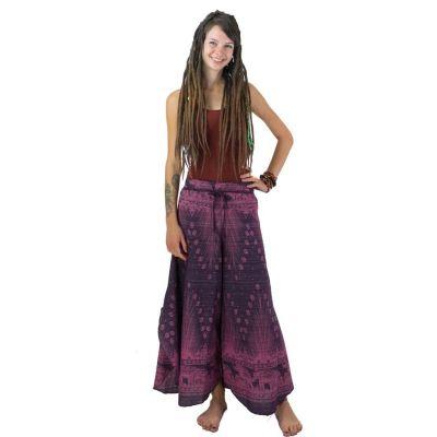 Trousers Benyapa Ungu