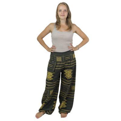 Trousers Natchaya Forest