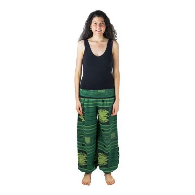 Trousers Natchaya Lawn