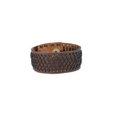 Bracelet Jaringan Brown