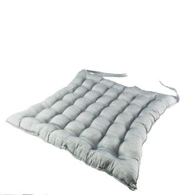 Grey seat cushion