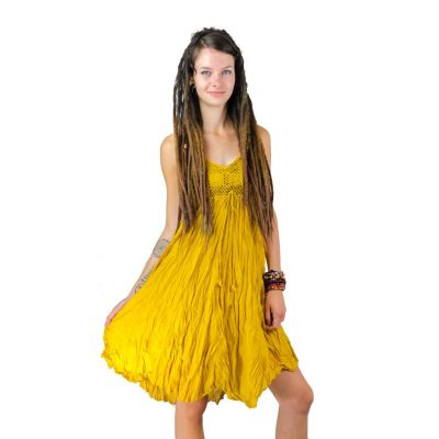Dress Amarindra Yellow