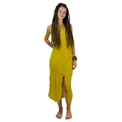 Dress Chintara Yellow