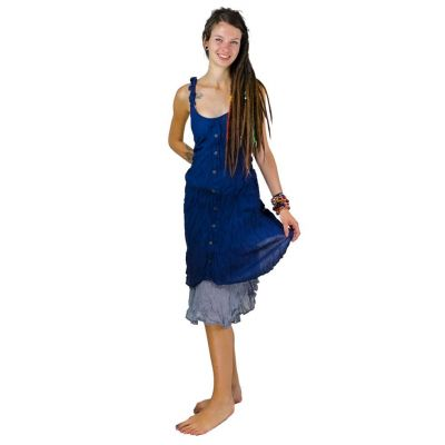 Dress Nittaya Dark Blue
