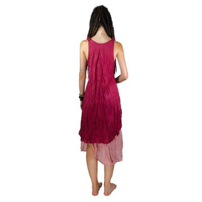 Dress Nittaya Burgundy