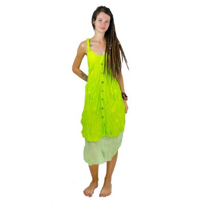 Dress Nittaya Light Green