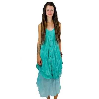 Dress Nittaya Turquoise