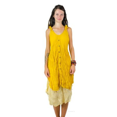 Dress Nittaya Yellow