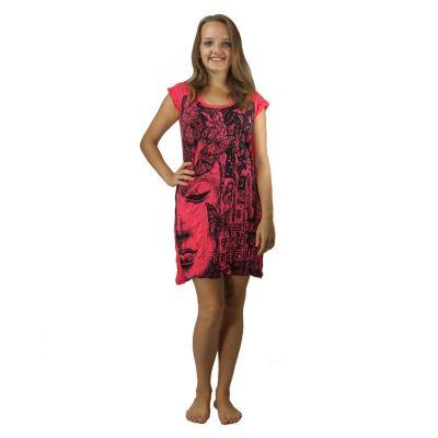 Dress (tunic) Sure Buddha's Butterflies Pink
