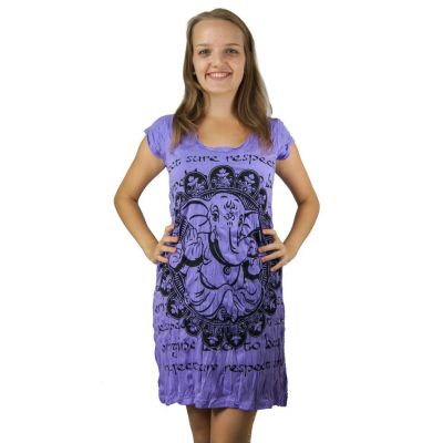 Dress Sure Ganesh Purple