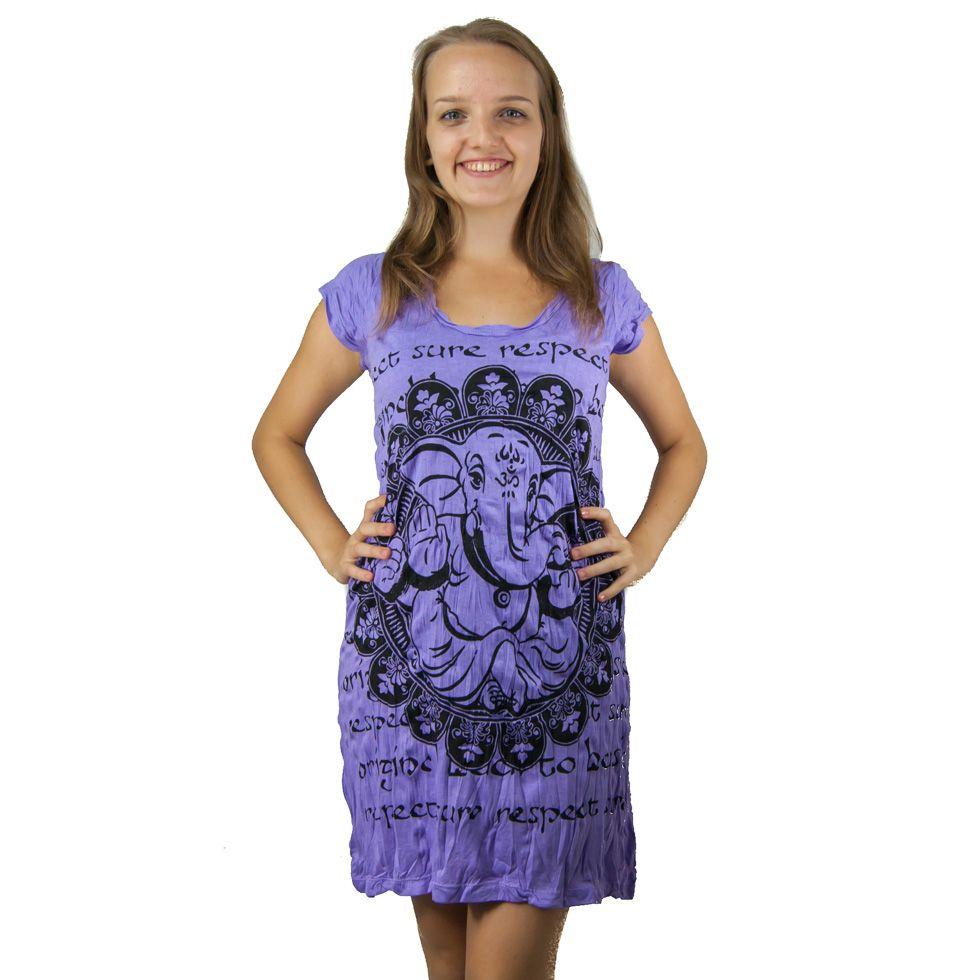 Dress (tunic) Sure Ganesh Purple