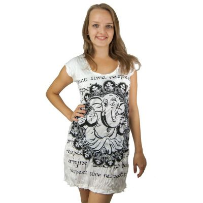 Dress Sure Ganesh White