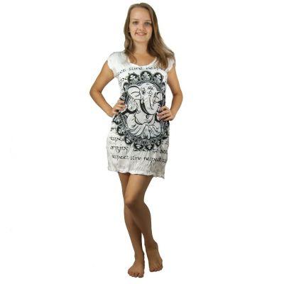 Dress (tunic) Sure Ganesh White