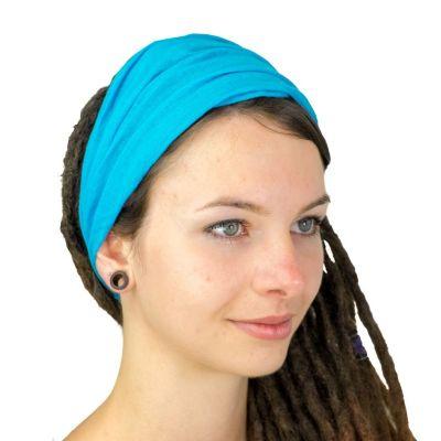 Cyan headband