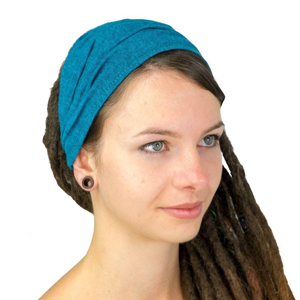 Turquoise headband